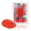 MOUSE OTTICO WIRELESS SWEEX ROSSO
