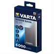 POWER BANK SLIM VARTA 6000MA