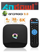ANDROID TV BOX 6K Q-S99 4+64G