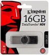 PEN DRIVE KINGSTON DATA TRAVELER 16 GB  USB 3.0