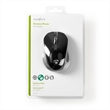 MOUSE OTTICO WIRELESS NERO