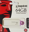 PEN DRIVE 3.0 64GB KINGSTON DTI-G4