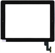 TOUCH SCREEN PER IPAD 2 NERO