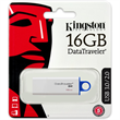 PEN DRIVE 3.0 16GB KINGSTON DTI-G4