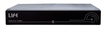 DVR 5 IN 1 ,4 CANALI, 4 MPIXEL,  AHD-TVI-CVI-ANALOG -1 IP