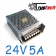 ALIM. SWITCHING 24V 5A 120W
